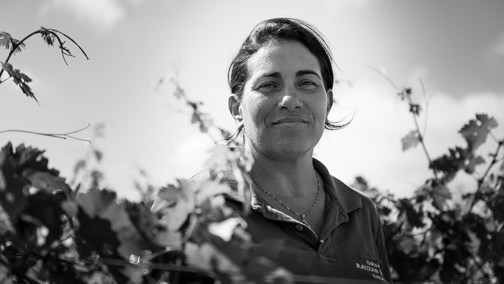 Portrait d'un vigneron